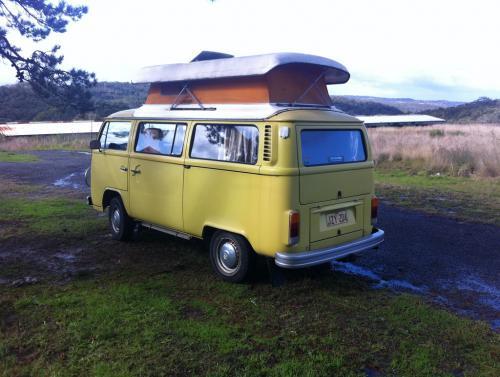 1976 VW VOLKSWAGEN KOMBI CAMPER VAN FOR SALE For Sale | Kombi Sales | Sell or Buy a VW Kombi or ...
